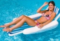 Swimline Sunchaser Molded Floating Lounge Chair
