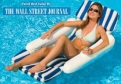Swimline Sunchaser Molded Floating Lounge Chair with Pillow