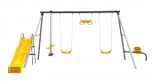 KidTrax 6 Function Swing Set
