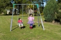 SportsLife Fun 2 Unit Swing Set