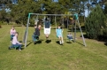 SportsLife Ultima 5 Unit Swing Set with Bonus