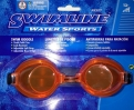 Swimline Adults Swim Goggle – Orange