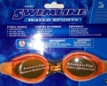 Swimline Freestyle Adults Swim Goggles – Orange