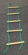 5 Rung Rope Ladder