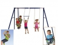 Hills Lemur Swing Set with Climber Vine- FK211052