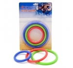 Nudgee Beach Dive Rings